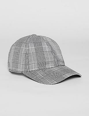 GAP Plaid Baseball Hat