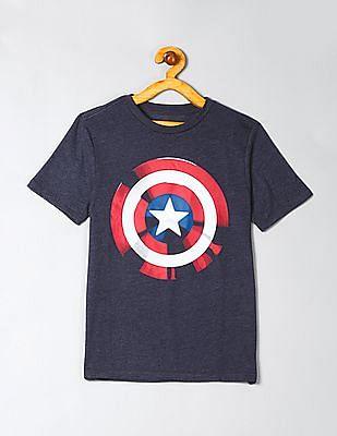 GAP Boys Short Sleeve Printed  T-Shirt