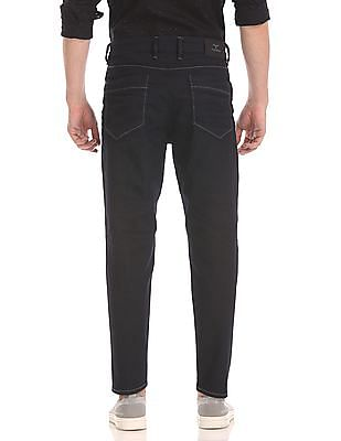 Flying Machine Mankle Tapered Fit Rinsed Jeans
