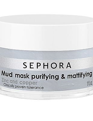 Sephora Collection Mud Mask Purifying And Mattifying