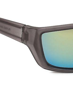 Flying Machine Mirrored Sunglasses