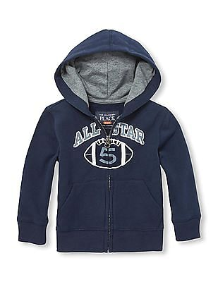 The Children's Place Baby Fleece Hooded Sweatshirt