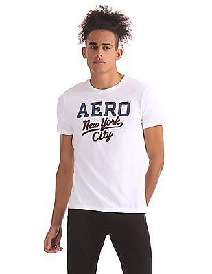 Aeropostale Brand Applique Short Sleeve T-Shirt