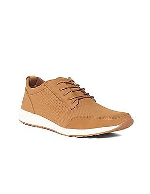 U.S. Polo Assn. Perforated Derby Sneakers