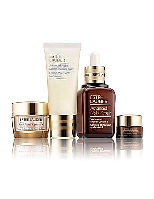 Estee Lauder Advanced Night Repair Serum Set (Set Of 4Pcs)