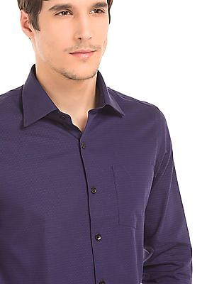 Arrow Slim Fit Dobby Shirt
