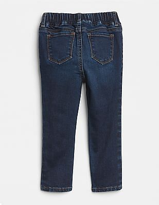 GAP Baby Superdenim Jeggings With Fantastiflex