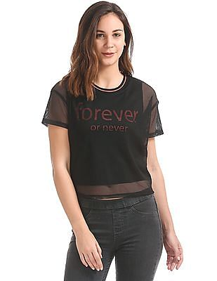 SUGR Mesh Overlay Active Top