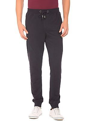 Ed Hardy Panelled Slim Fit Joggers