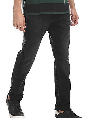 Cherokee Black Washed Slim Fit Jeans