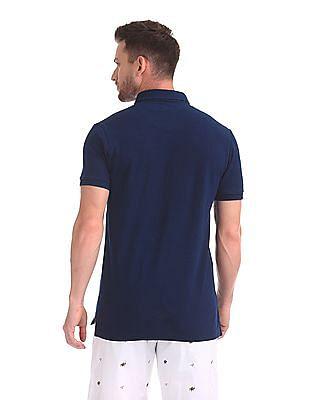 U.S. Polo Assn. Regular Fit Pique Polo Shirt
