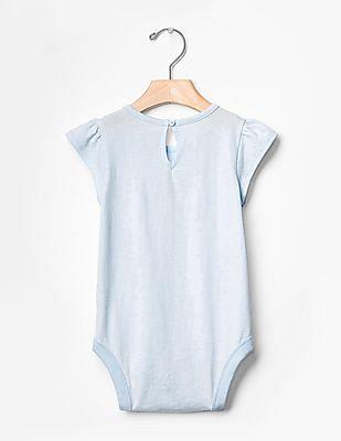 GAP Baby Flutter Graphic Bodysuit