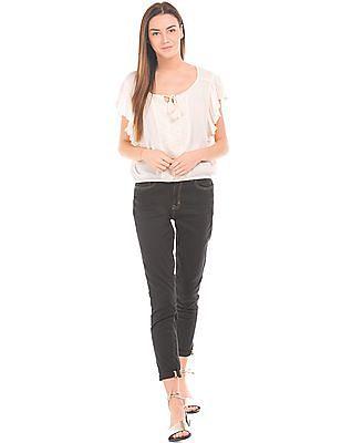 Aeropostale Super Skinny Fit Cotton Stretch Jeans