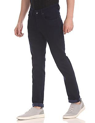 Flying Machine Jackson Skinny Fit Rinsed Jeans