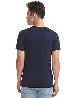 Arrow Sports Regular Fit Graphic T-Shirt