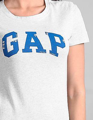 GAP Short Sleeve Embellished T-Shirt