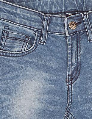 FM Boys Boys Skinny Fit Jeans