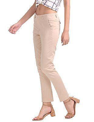 Cherokee Regular fit Flat Fron Trousers