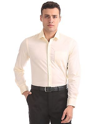 Arrow Slim Fit Full Sleeve Shirt