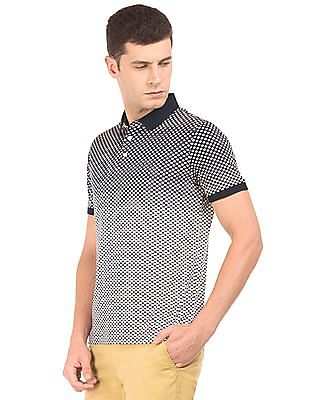 Arrow Sports Regular Fit Cotton Polo Shirt