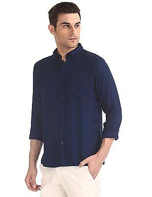 Ruggers Regular Fit Button Down Shirt