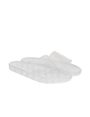 Aeropostale Jelly Slide Sandals