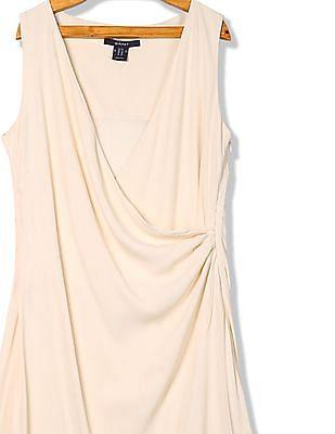 Gant V Neck Cocktail Dress