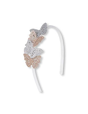 The Children's Place Toddler Girl Glitter Butterfly Headband