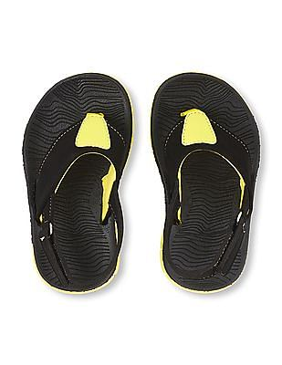 The Children's Place Toddler Boy Fitted Flip Flops