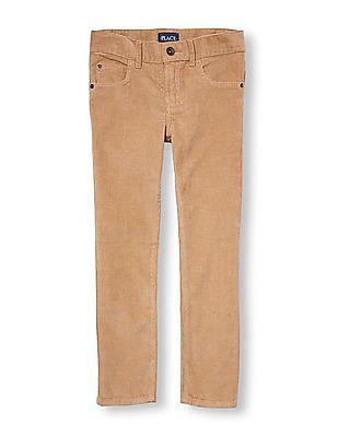 The Children's Place Boys 5-Pocket Corduroy Trousers