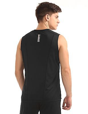 USPA Active Crew Neck Active Muscle T-Shirt
