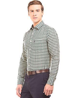 U.S. Polo Assn. Regular Fit Gingham Check Shirt