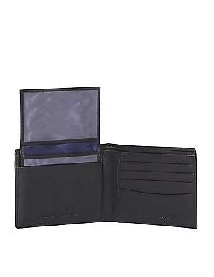 Flying Machine Solid Leather Wallet