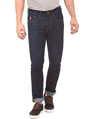U.S. Polo Assn. Denim Co. Rinsed Skinny Jeans