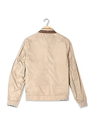 Izod Reversible Stand Neck Jacket