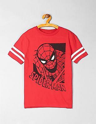 GAP Boys Marvel Graphic Short Sleeve T-Shirt