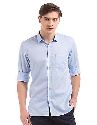 Elitus Slim Fit Check Shirt