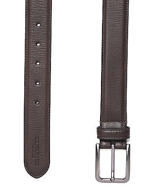 U.S. Polo Assn. Distressed Leather Belt