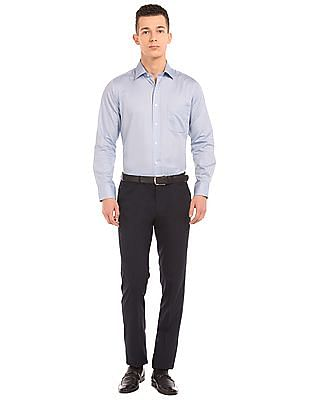 Arrow Geometric Print Regular Fit Shirt