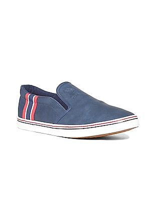 U.S. Polo Assn. Canvas Slip On Shoes