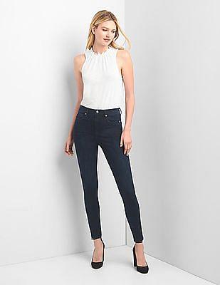 GAP Super High Rise 360 Stretch Jeans