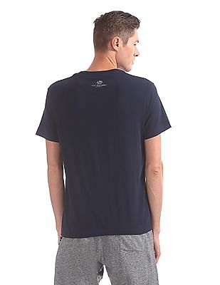U.S. Polo Assn. Denim Co. Regular Fit Brand Print T-Shirt