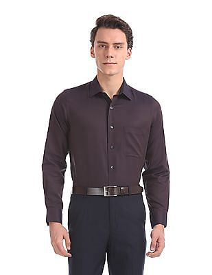 Arrow Two Tone Check Shirt