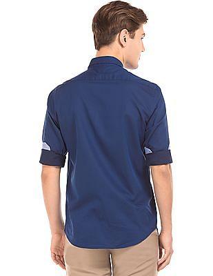 Arrow Sports UV Protection Slim Fit Shirt