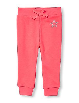 The Children's Place Toddler Girl Active Solid Pants