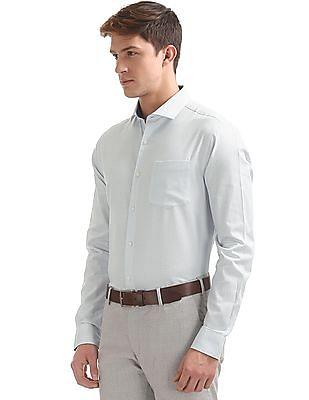 Excalibur Printed Regular Fit Shirt