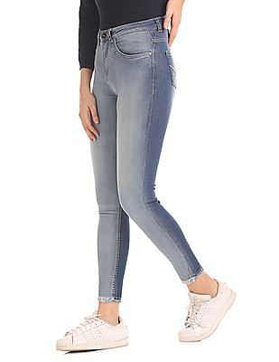 U.S. Polo Assn. Women Jegging Fit High Rise Jeans