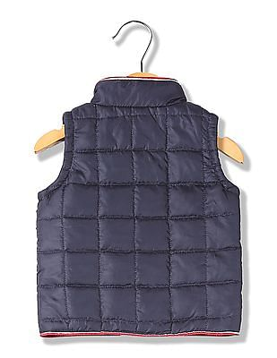 Donuts Boys Hooded Gilet Jacket