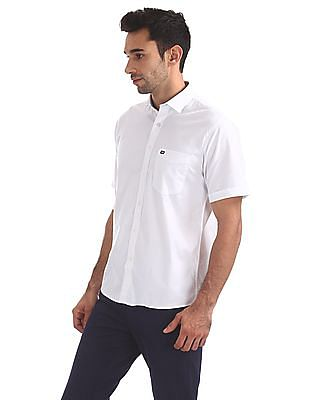 Arrow Sports Regular Fit Short Sleeves Shirt