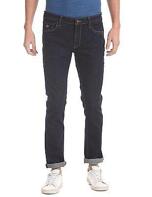 Arrow Sports Slim Fit Dark Wash Jeans